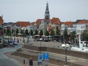 Belgische Loodsensociëteit, Hotely  Vlissingen - big - 58