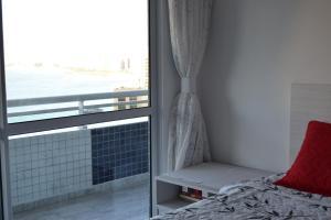 VIP Beira Mar Residence, Aparthotely  Fortaleza - big - 106