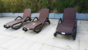Al Buraq Hotel, Отели  Дубай - big - 19