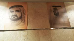 Al Buraq Hotel, Отели  Дубай - big - 26