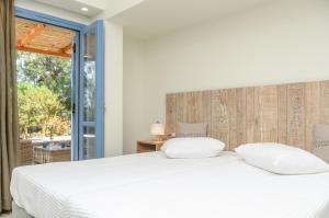 Alkyoni Beach Hotel, Hotely  Naxos Chora - big - 48