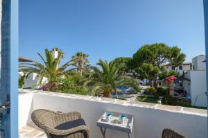 Alkyoni Beach Hotel, Hotely  Naxos Chora - big - 42