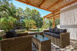 Alkyoni Beach Hotel, Hotely  Naxos Chora - big - 45