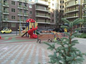 Arkhitektorska Apartment, Appartamenti  Odessa - big - 7