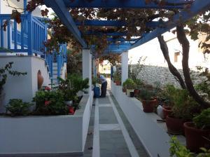 Hotel Anixis, Hotely  Naxos Chora - big - 49