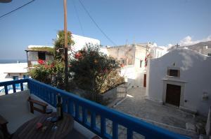Hotel Anixis, Hotely  Naxos Chora - big - 10