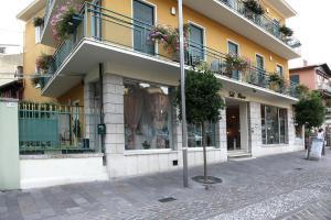 Hotel Alpino, Szállodák  Malcesine - big - 113