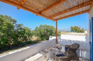 Alkyoni Beach Hotel, Hotely  Naxos Chora - big - 39