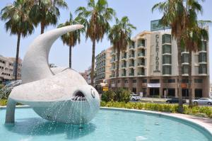Claridge Hotel - Dubai, Szállodák  Dubaj - big - 38