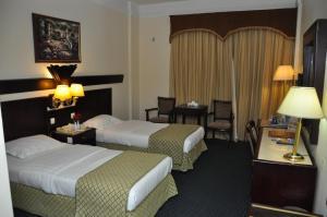 Claridge Hotel - Dubai, Szállodák  Dubaj - big - 5