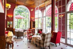 Hotel L' Odéon Phu My Hung, Szállodák  Ho Si Minh-város - big - 79