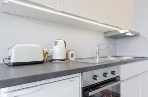 Dom & House - Apartamenty Monte Cassino, Apartmanok  Sopot - big - 26