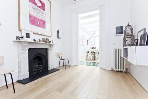 onefinestay - South Kensington private homes II, Apartmány  Londýn - big - 154