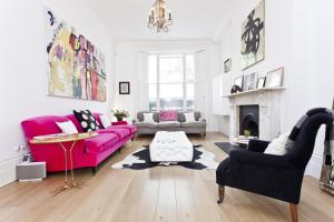 onefinestay - South Kensington private homes II, Apartmány  Londýn - big - 155
