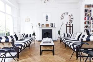 onefinestay - South Kensington private homes II, Apartmány  Londýn - big - 26
