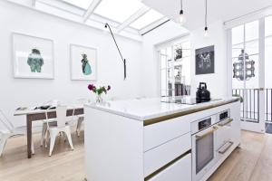 onefinestay - South Kensington private homes II, Apartmány  Londýn - big - 153