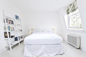onefinestay - South Kensington private homes II, Apartmány  Londýn - big - 146