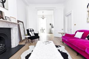 onefinestay - South Kensington private homes II, Apartmány  Londýn - big - 182