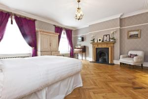 onefinestay - South Kensington private homes II, Apartmány  Londýn - big - 127