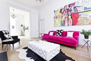 onefinestay - South Kensington private homes II, Apartmány  Londýn - big - 126