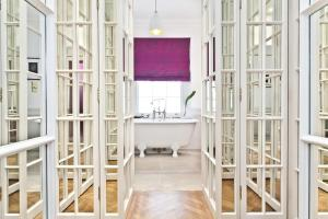 onefinestay - South Kensington private homes II, Apartmány  Londýn - big - 185
