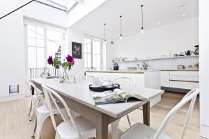 onefinestay - South Kensington private homes II, Apartmány  Londýn - big - 116