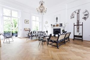 onefinestay - South Kensington private homes II, Apartmány  Londýn - big - 118