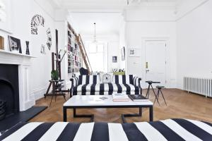 onefinestay - South Kensington private homes II, Apartmány  Londýn - big - 114
