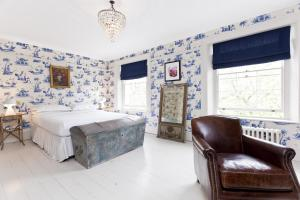 onefinestay - South Kensington private homes II, Apartmány  Londýn - big - 113