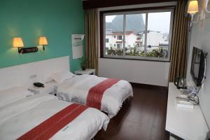 Lucy's Hotel, Отели  Яншо - big - 10
