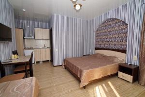 Ostrov'OK, Hotely  Lazarevskoye - big - 11