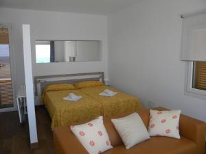 Apartamentos Piza, Ferienwohnungen  Colònia de Sant Jordi - big - 27