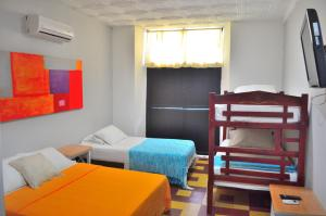 Hotel Santa Cruz, Hotel  Cartagena de Indias - big - 25