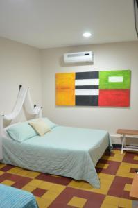 Hotel Santa Cruz, Hotel  Cartagena de Indias - big - 31