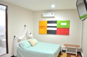 Hotel Santa Cruz, Hotel  Cartagena de Indias - big - 32