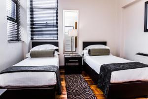 Familienapartment mit 2 Schlafzimmern