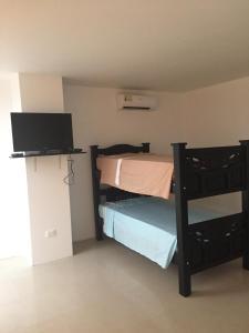 Hostal Central Beach, Мини-гостиницы  Сан-Андрес - big - 8