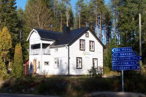 Route 26, Отели типа «постель и завтрак»  Laxtjärn - big - 21