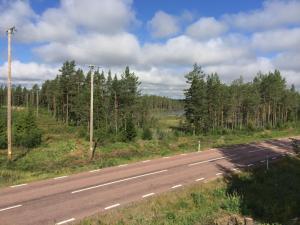 Route 26, Отели типа «постель и завтрак»  Laxtjärn - big - 17