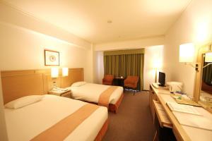 Chateraise Gateaux Kingdom Sapporo Hotel & Resort, Hotel  Sapporo - big - 11