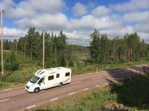 Route 26, Отели типа «постель и завтрак»  Laxtjärn - big - 23