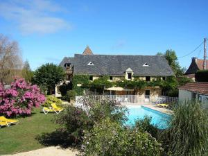 Domaine de Montsalvy, Holiday homes  Dégagnac - big - 33
