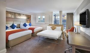 Deluxe-dobbeltværelse