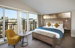 Apartmá s 1 ložnicí a manželskou postelí King