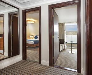 Rodinný pokoj se 2 ložnicemi