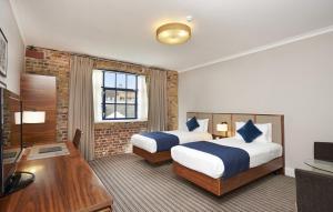 Dvoulůžkový pokoj s oddělenými postelemi (platba předem)