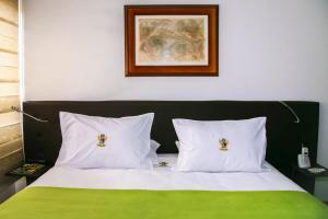Hotel-Spa Casa de Lavim, Szállodák  Bogotá - big - 25