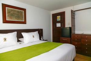 Hotel-Spa Casa de Lavim, Szállodák  Bogotá - big - 5