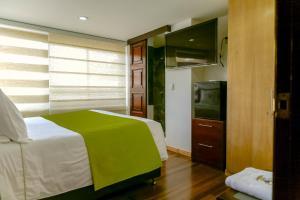Hotel-Spa Casa de Lavim, Szállodák  Bogotá - big - 29