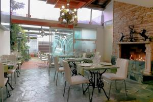 Hotel-Spa Casa de Lavim, Szállodák  Bogotá - big - 6